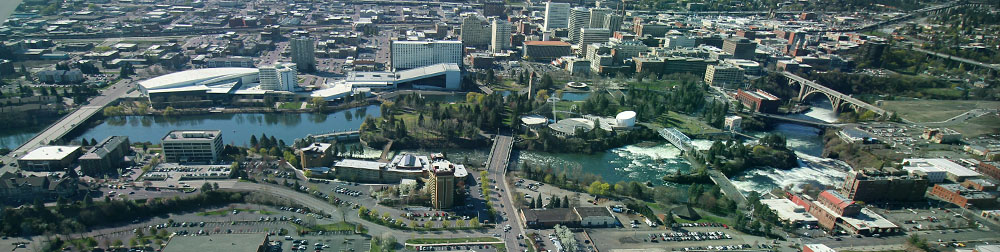 Spokane Community Indicators home page banner